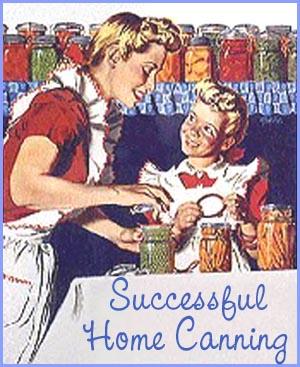 Successfulcanning