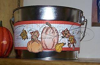Fall pail