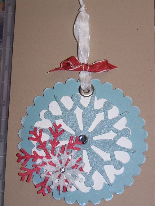 Make and take ornament