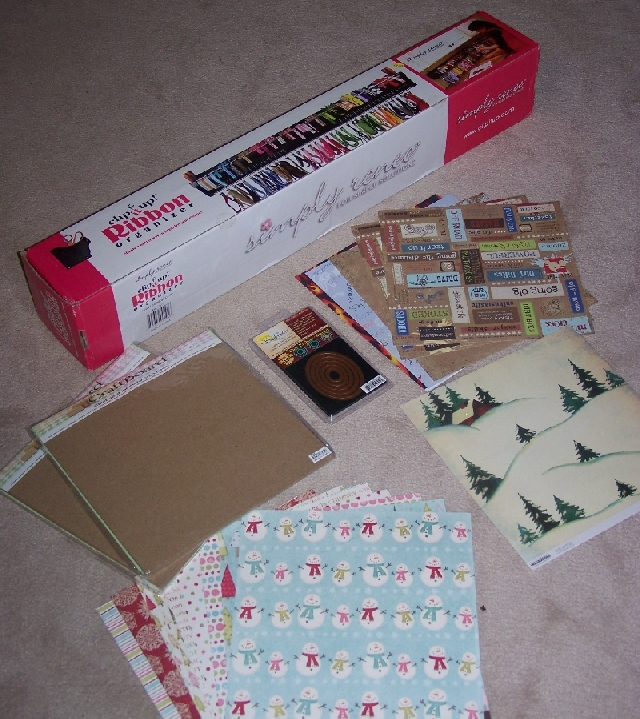 Craft fair loot scrap stre