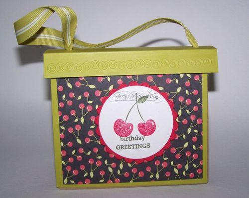 Paper sack purse