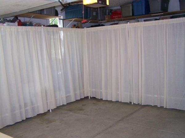 Creating A Craft Fair Or Trade Show Booth Part 1 Building The Booth