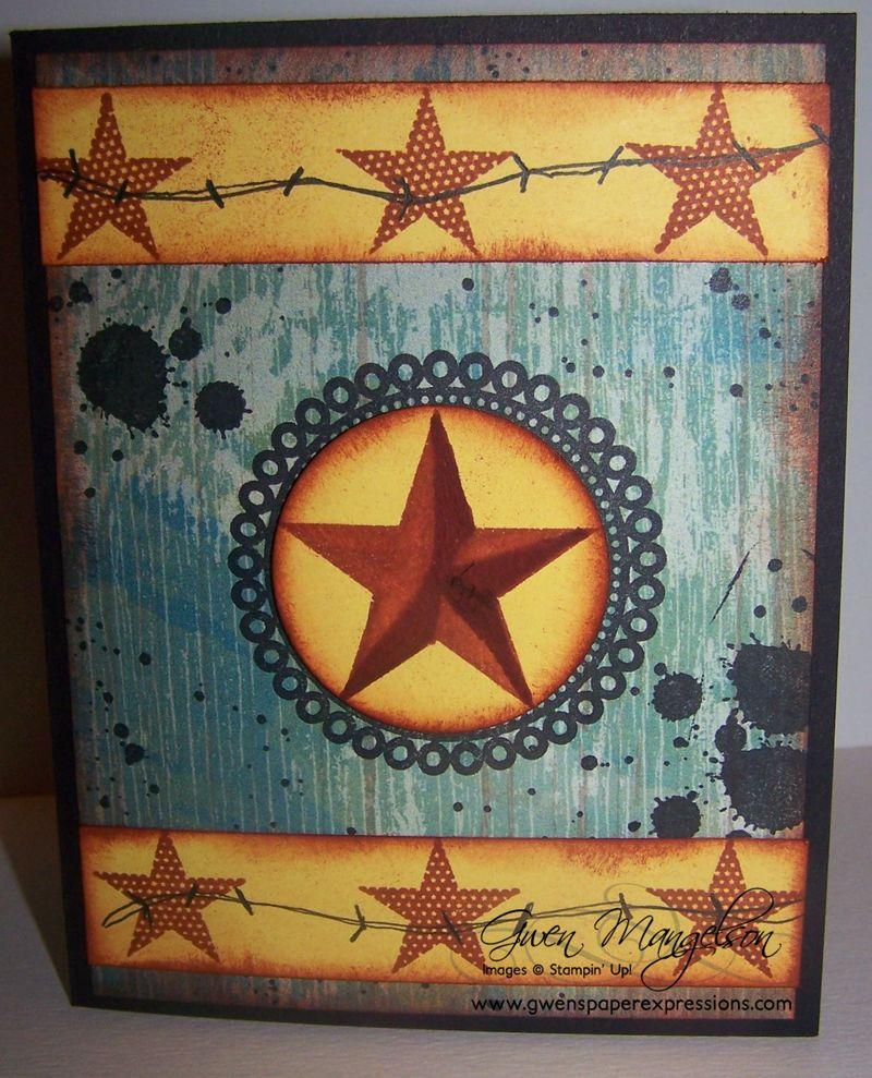 Star Card 001