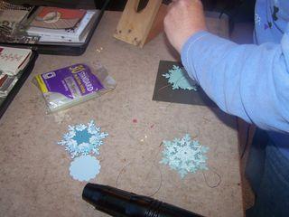 Festive Snowflake class Nov2013 001