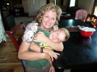 Me and jack june 20104