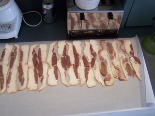 Canning Bacon January 2015 001