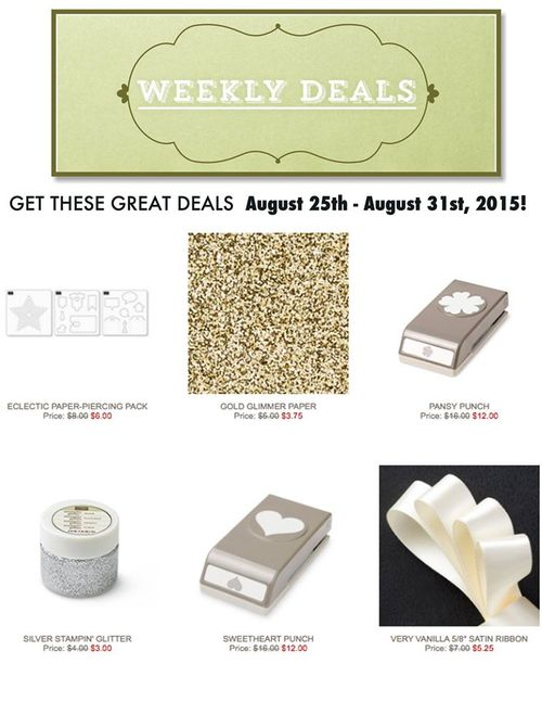 Aug25 weekly deals