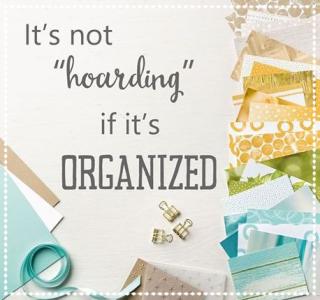 Hoarding organized