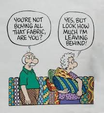 Quilt funny